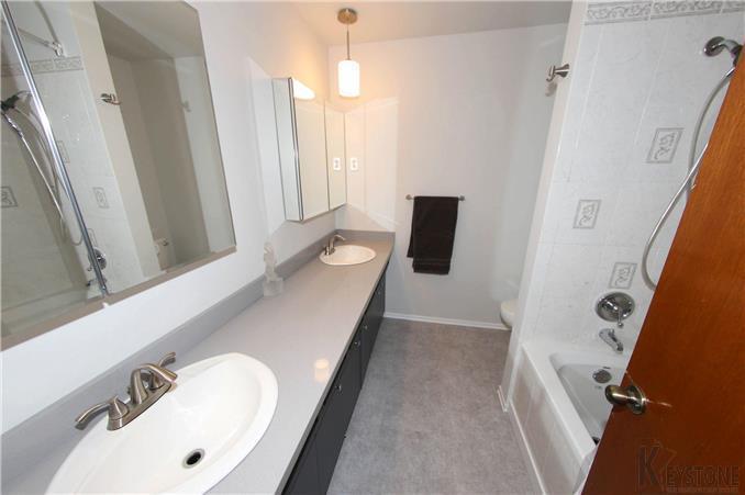 Vanier Bathroom