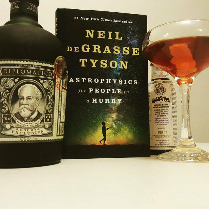 Cocktails Rum Old Fashioned Recipe Jordan Maas Winnipeg Canada Finance Blog Investing Dividends