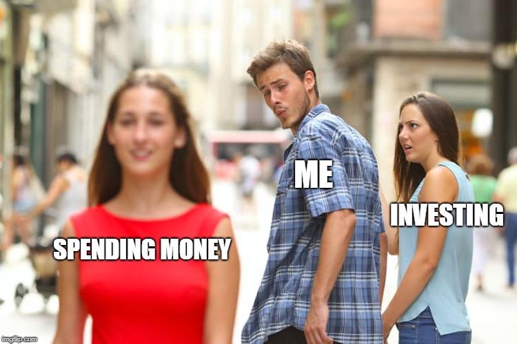 Investing or Saving