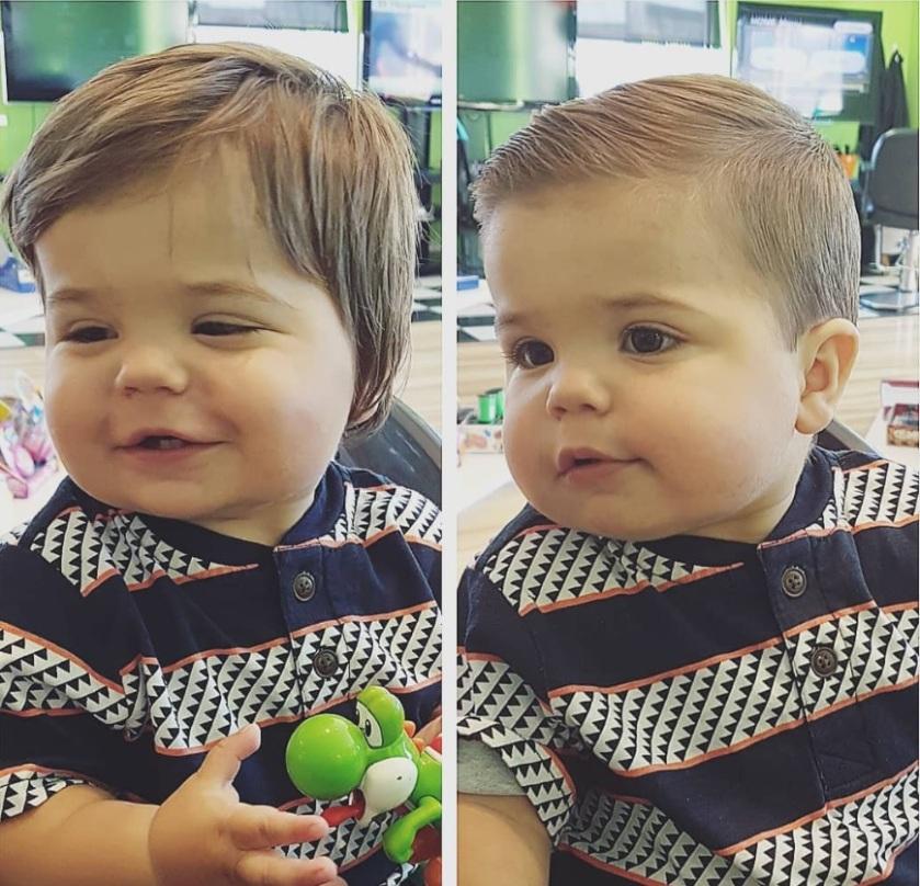 isaac haircut winnipeg