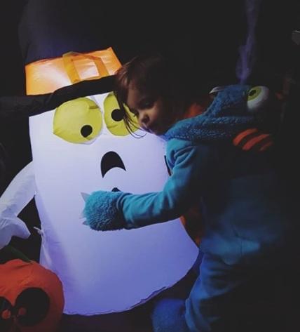 haunted house Halloween winnipeg blog