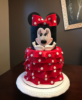 cake Minnei Mouse