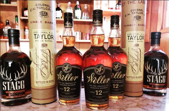 Bourbon Release Weller Stagg