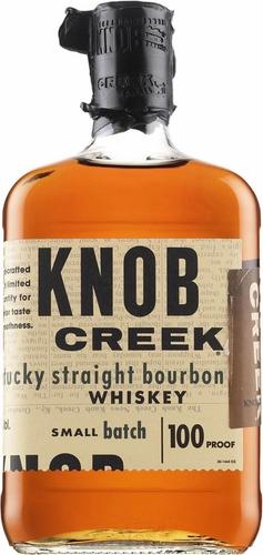 Review # 1 – Knob Creek Small BatchBourbon.