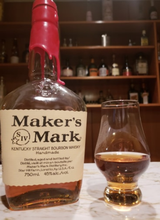 Review # 2 – Makers MarkBourbon