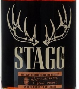 bourbon Review Stagg JR