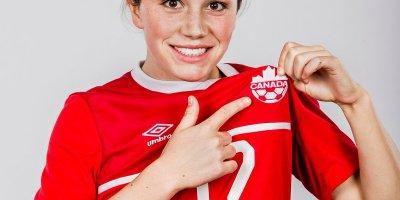 Jessie Fleming Canada Soccer