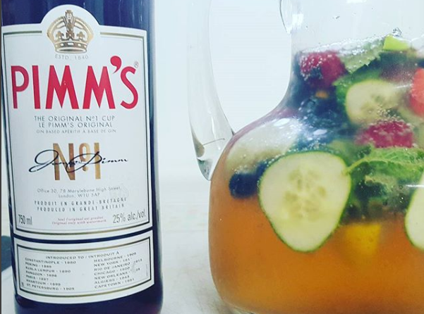 May Update: Dividends, Pimm's &More!