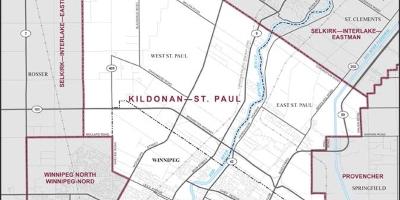 Canada election Kildonan St Paul Riding