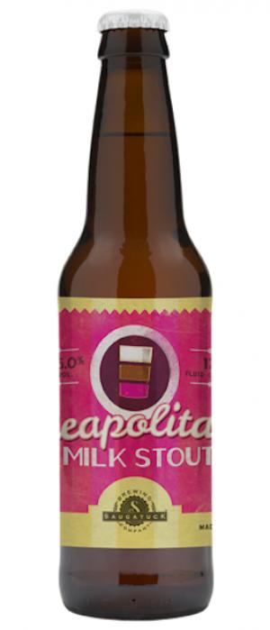 Neapolitan Milk Stout Top Beer