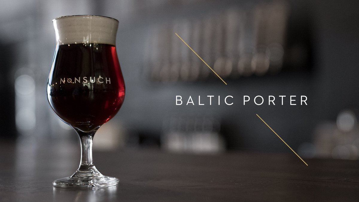 NonSuch Baltic Porter