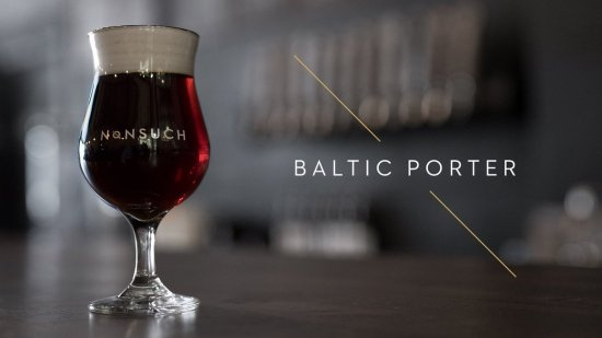 NonSuch Baltic Porter