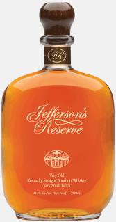 Jefferson's Reserve BourbonReview