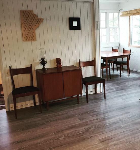 Cabin Floor Renovations
