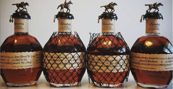blanton's single barrel BourbonReview
