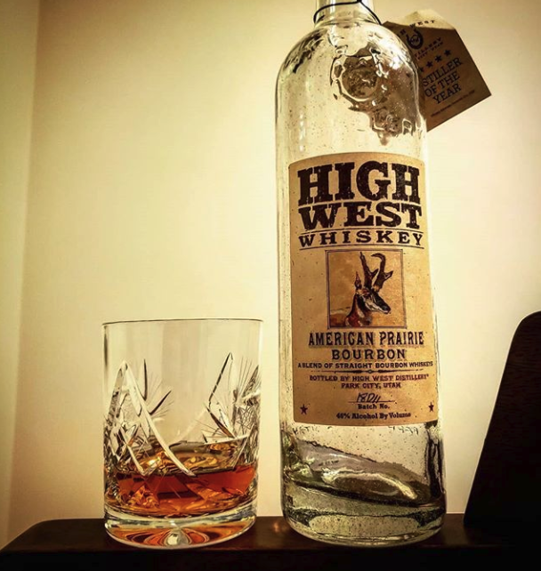 High West American Prairie BourbonReview