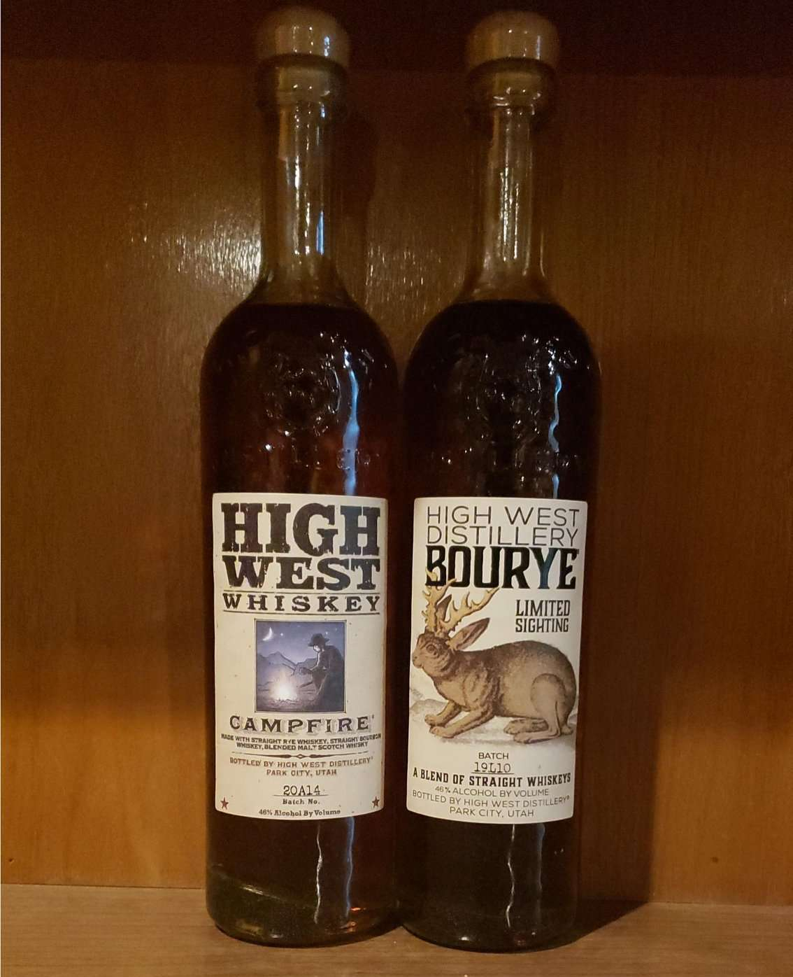High West Bourbon Rye Scotch
